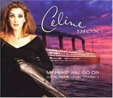 Céline Dion My heart will go on (1997) [Maxi-CD]
