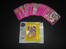 1978 Topps Grease Series 1 Paramount Movie 66 + 11 Stickers Card Set + Wrapper