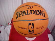 Official Spalding NBA Orlando Magic Game Basketball 2006-07 David J. Stern