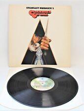 Walter Carlos / Beethoven 'A Clockwork Orange' 1972 Soundtrack Lp - H31