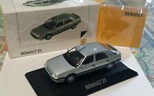 Jamais ouverte en boîte filmée Renault 25 TX GTS Superbe R25 neuf Norev 1/43