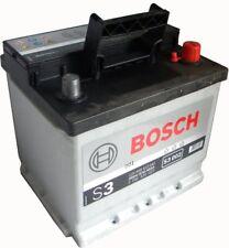 Batteria Auto 45 ah (20h) 12V 400A LxPxH 207x175x190 mm Bosch S3002