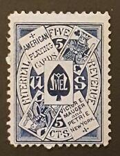 US Revenue Stamp Victor E Mauber Scott RU13  (Stamp 2)
