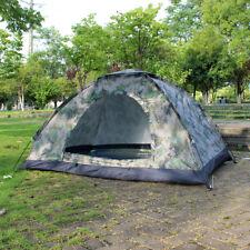 Plein air imperméable pliant 2 personnes tente de camping plage pêche