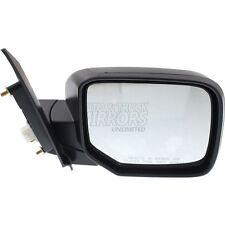 09-15 Honda Pilot Passenger Side Mirror Replacement - Paint To Match