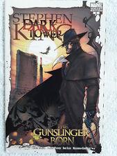 2007 Marvel Dark Tower: The Gunslinger Born Variant #6 Stephen King VF+
