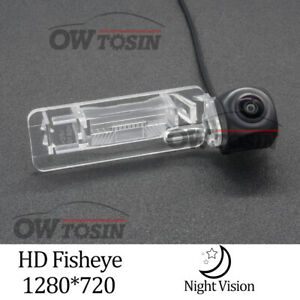 HD Fisheye Rear View Camera For Smart Fortwo W450 W451/Smart EQ Fortwo/Smart ED