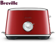 Breville Toast Select Luxe 2 -Slice Toaster - Sour Cherry Red