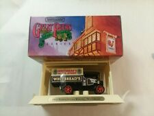 """Matchbox Models of Yesteryear 1922 Foden Steam Wagon """"Whitbread""""  1993"""
