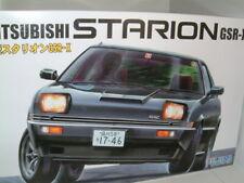 1/24 MITSUBISHI STARION GSR-X `NARROW BODY` FUJIMI PLASTIC KIT