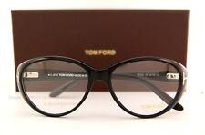 Brand New Tom Ford Eyeglasses Frames 5245 001 BLACK for  Women 100% Authentic