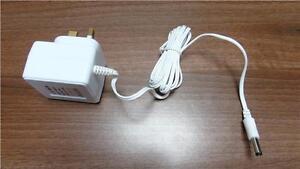 4 x Plug In 12V 50mA DC Power Supplies Transformer Based 240V 50Hz 2.5mm DC Jack