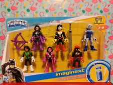 Imaginext DC Female Heroes and Villains 6 Pack