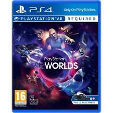 Sony PlayStation P4REVRSNY85465 VR Worlds For PS4