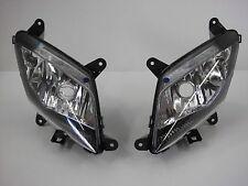 original Scheinwerfer Lampe Licht links + rechts Yamaha YZF-R 125 YZFR 2008-2016