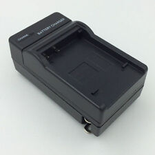 Battery Charger fit PANASONIC CGA-S/106B CGA-S/106C Lumix DMC-FH20/FH22 DMC-F2