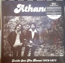 ATHANOR - INSIDE OUT: THE DEMOS 73-77 CHICAGO POP DUO PREV UNISS REMAST SLD LP