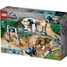 Lego Jurassic World Triceratops Rampage Building Set - 75937