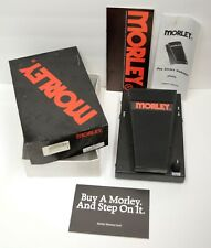 MORLEY PVO Pro Series Volume Guitar Effects Pedal In Original Box
