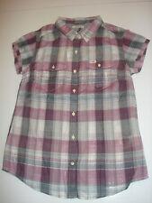 Lee Shortsleeve Shirt Bluse Washed Violet Gr. S *L45VHPJC* NEU