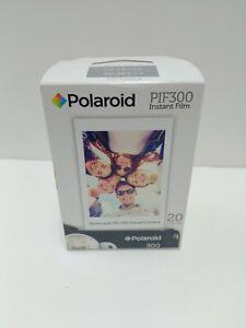 Polaroid PIC 300 Instant Film - 20 Prints New in box