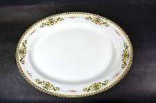 "Noritake China SAVONA 14"" Oval Serving Platter"