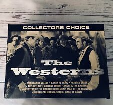 Hollywood Classics: The Westerns 5 Volume Set (VHS/EP, 10-Tape Set)