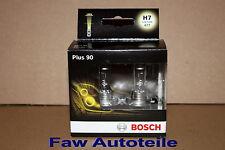 Bosch Autolampenset H7 Plus +90 Doppelbox SCHEINWERFER LAMPEN NEU&OVP*