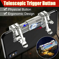 For K9 phone Game Gamepad Fire Button Shooter Controller Grip Trigger for PUBG E