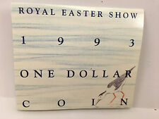 1993 $1 Royal Easter Show 'S' Mint Marked