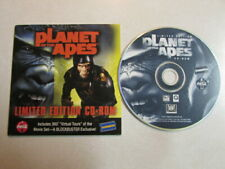 Planet Of The Apes Limited Edition Cd-Rom Blockbuster 360 Virtual Set Tours Oop