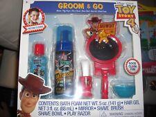 TOY STORY Child Bath Time Shave Set Shaving Pretend Play Gift Razor Bath Foam