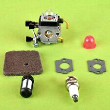 Carburetor Air Fuel Filter F Stihl FS74 FS75 FS76 FS80 FS85 FS85R FS85T FS85RX