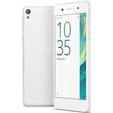 Sony Xperia E5 F3313 16GB Unlocked GSM 4G LTE Phone w/ 13MP Camera - White