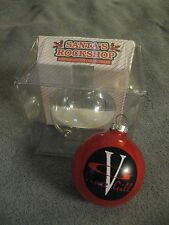 Vince Gill Country Western Music Vintage 1996 Santas Rockshop Christmas Ornament