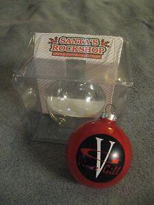 Vince Gill Country Western Music Vintage 1996 Santas Rockshop Christmas Ornament