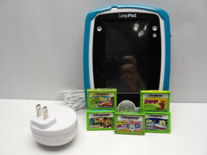 LeapPad with 5 games works great