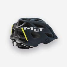 MET Terra 2018 Mountain Bike Cycling Helmet Matte Black/ Avio 54-61cm
