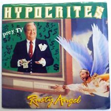 Rusty Angel 45 Hypocrites/Hypocrites (instrumental) Tc Records novelty Nm lc277