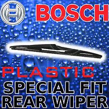 Bosch Specific Rear Plastic Wiper Renault Megane 3 08on