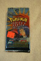 Pokemon TV Animation Edition One Package New Sealed 5 Cards 1 Foil 2000