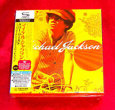 Michael Jackson Hello World Complete Motown JAPAN 3 SHM MINI LP CD UICY-94300