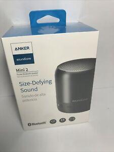 Anker Soundcore Mini 2 Bluetooth Waterproof Outdoor Speaker Brand New Sealed