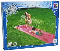 Tobogan de Agua para Jardin Juegos al Aire Libre Agua Exterior Verano Carreras