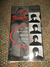 THE BEATLES THE ULTIMATE DVD COLLECTION! ~ 4 DISCS
