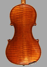 A very fine certified Italian violin by Ettore Siega, 1934, Venice.