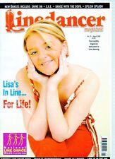Linedancer Magazine Issue.75 - August 2002