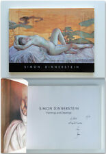 Simon Dinnerstein PAINTINGS AND DRAWINGS Signed 1999 Rudolf Arnheim