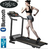 Treadmill Running Adjustable Incline Electric Bluetooth Folding Machine - Evolv