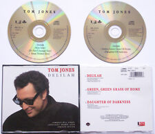 Tom Jones – Delilah, Collector's Double Pack, Limited Edition, BBC, Live, Kiss